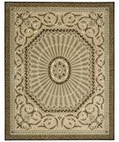 RugStudio presents Nourison Versailles Palace VP-47 Mocha Hand-Tufted, Best Quality Area Rug